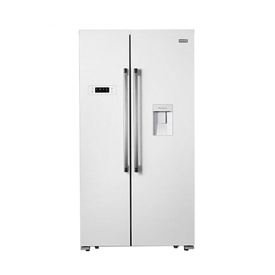 奥马风冷无霜对开门冰箱