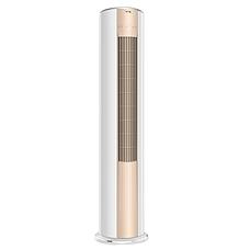 TCL智能钛金圆柱艺术柜机大3P