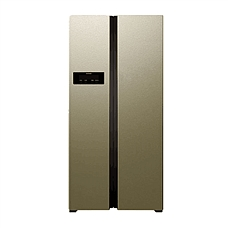 达米尼全新611L对开门冰箱