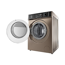 威力10kg洗烘变频滚筒洗衣机