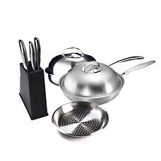 德國愛樂仕全鋼鍋具組