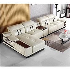 森蕊现代臻品多功能沙发