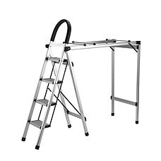 肯泰多功能折疊晾曬梯套組