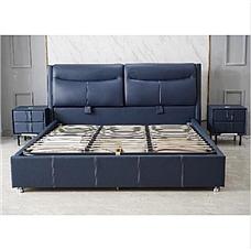 艾芙兰尼奢享皮床1.5米套组