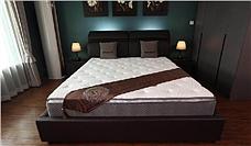 kopani轻奢真皮大床套组-1.8米