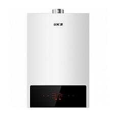 德國UKS智能恒溫熱水器16L
