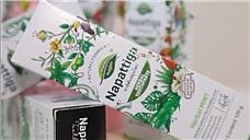 泰国进口Napattiga草本牙膏