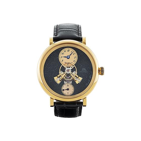 上海牌穹鏡系列天輪腕表