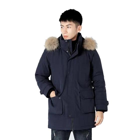 迪欧达男士加拿大鹅绒防寒服-Z