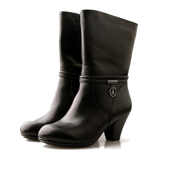 金帝企鹅时尚1+1女靴组