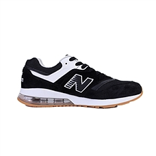 New Barlun男女復古緩震慢跑鞋