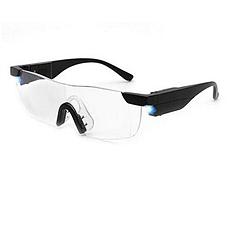 斯瑞博格可翻蓋放大式眼鏡組