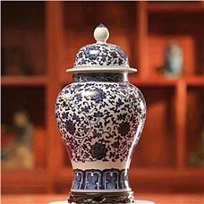 《青花三绝》青花瓷瓶珍藏版
