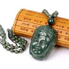 J.CN珠宝满绿大师手工收藏品