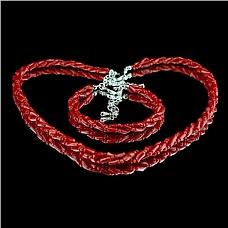 宝岛之恋红珊瑚项链套组