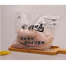 神丹五谷散养正宗老母鸡生鲜组