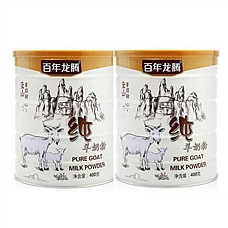 百年龙腾高原全脂纯羊奶
