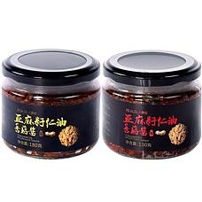 诚丽亚麻籽油香菇酱组合