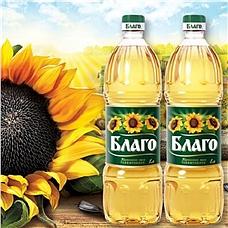 布拉沃俄罗斯原装进口葵花籽油