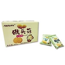 无糖猴头菇饼干