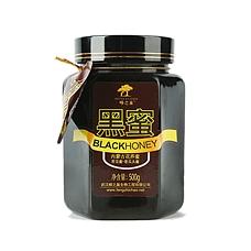 蜂之巢戈壁滩野生黑蜜超值组