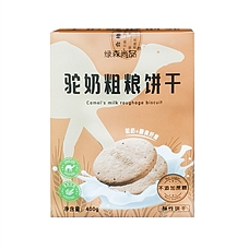 绿森尚品驼奶粗粮饼超值组