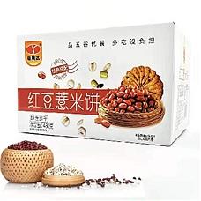 福瑞达无糖红豆薏米饼