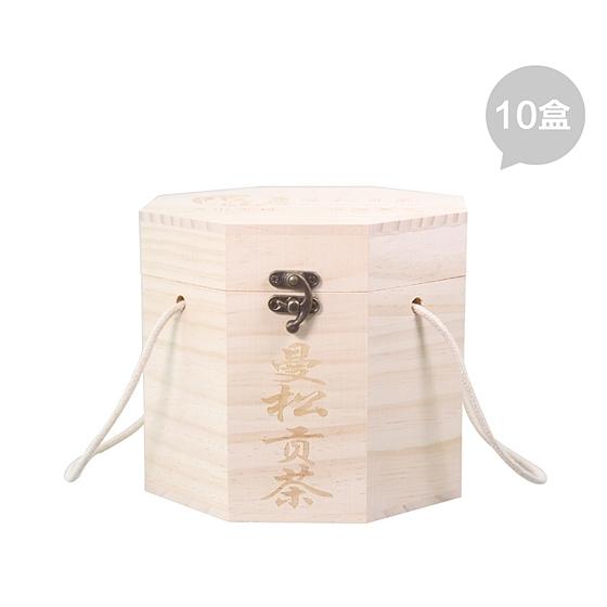 裕隆盛曼松貢茶古樹特級生茶組