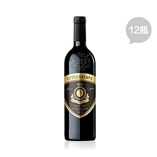路易斯大帝耀世金牌干红葡萄酒