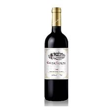法国进口灵珑古堡干红葡萄酒