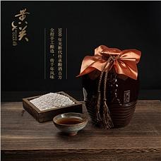 黄关大团圆陶坛8年陈酒
