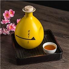 黄关五福十年陈酿礼盒