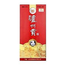 泸州老窖熊猫纪念酒