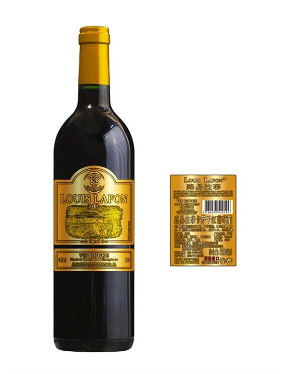 路易拉菲干紅葡萄酒特惠組